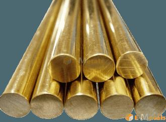 棒材 銅 快削黄銅(C3604B - BsMB) - 丸棒