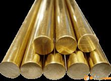 銅 快削黄銅(C3604B - BsMB) - 丸棒