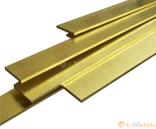 銅 真鍮平(C3604P - BsMB) - 平棒