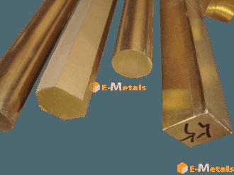 角材 銅 真鍮四(C3604B) - 角材