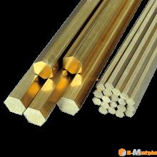 銅 真鍮(C3604B) - 六角棒