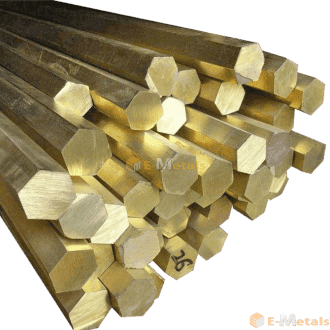 六角形 銅 真鍮(C3604B) - 六角棒