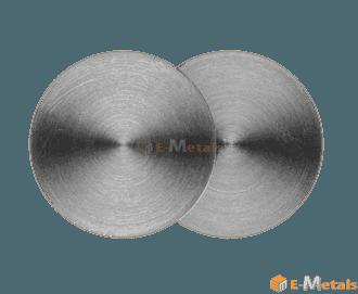 丸板 材 チタン合金 Ti-Zr合金 (50at%Ti-50at%Zr) 丸板 材