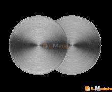 チタン合金 Ti-Zr合金 (50at%Ti-50at%Zr)  丸板材