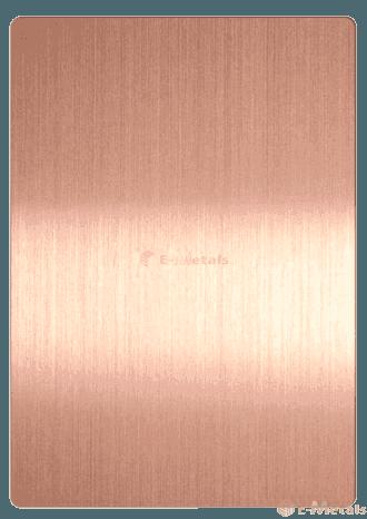 板材 銅 タフピッチ銅 - 4面フライス 4F材