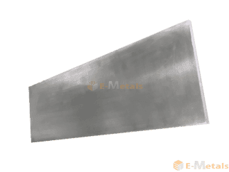 板材 アルミ A5083P - 4面フライス 4F材