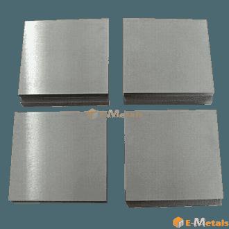 標準寸法 板材 銀タングステン Ag-W(65) - 板材 t31~40mm