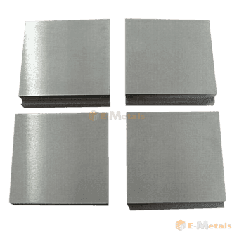 標準寸法 板材 銀タングステン Ag-W(70) - 板材 t1~10mm