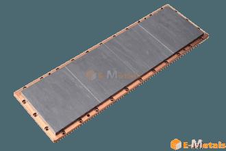 標準寸法 板材 モリブデン 炭化モリブデン(Mo2C) - 純度≧99.50% 板材