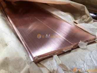 標準寸法 板材 銅 タフピッチ(フラットバー)
