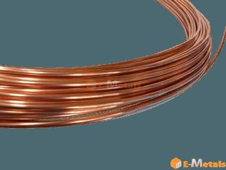 寸切 丸パイプ 銅 銅直管(C1220TD-O) - コイル管