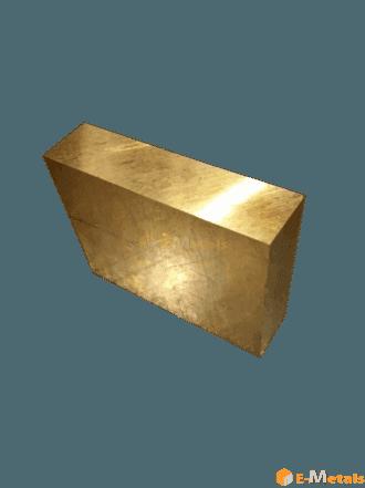板材 真鍮 快削黄銅(C2801P) - 板材