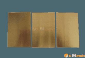 寸切 板材 アルミ青銅 アルミ青銅(C6191B) - 板材