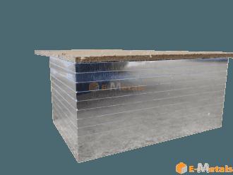 板材 4面フライス アルミ A2017P - 4面フライス