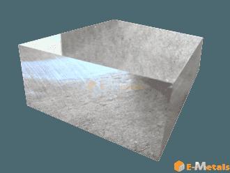 板材 6面フライス アルミ A2017P - 6面フライス