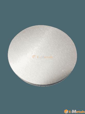 寸切 丸板材 ゲルマニウム 金属ゲルマニウム(Ge) - 5N