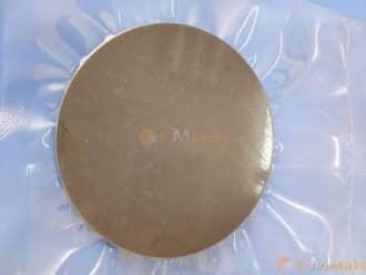 寸切 丸板材 マンガン 金属マンガン(Mn) -  3N