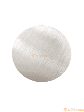 寸切 丸板材 亜鉛 金属亜鉛(Zn) -  4N5