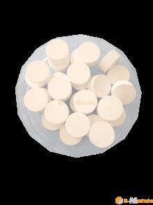 蒸着材 二酸化ハフニウム(Hf02)蒸着材 - 3N