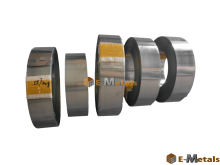 磁気ヒステリシス曲線軟磁性合金 正方形軟磁性 - 1J83フープ