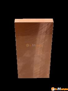3面フライス タフピッチ銅  C1100 - 3面フライス(3F)