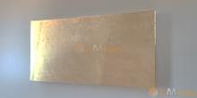 1面フライス アルミ青銅  C6191 - 1面フライス(1F)