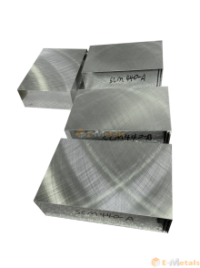 5面フライス 構造用鋼  SCM415 - 5面フライス(5F)