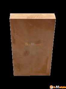 6面フライス 無酸素銅  C1020 - 6面フライス(6F材)