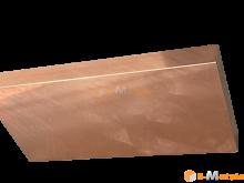 6面フライス タフピッチ銅  C1100 - 6面フライス(6F材)
