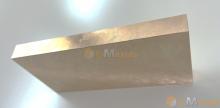 6面フライス アルミ青銅  C6191 - 6面フライス(6F材)