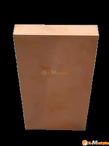 2面フライス ベリリウム銅  50合金 - 上下面フライス(2F)